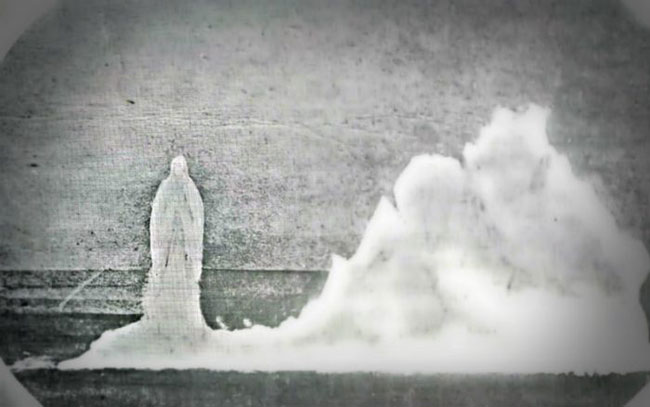 The Mysterious Image of Our Lady of the Fjords, Oldest Photo of an Apparition